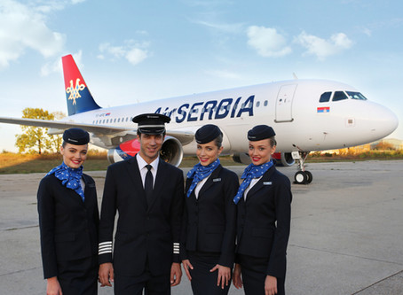 Avio kompanija Air Serbia objavila red letenja i cenovnik iz Niša