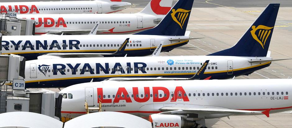 """Ryanair najavio novu liniju sa aerodroma  """"Konstantin Veliki"""" - Niš-Beč kreće 3.jula"""
