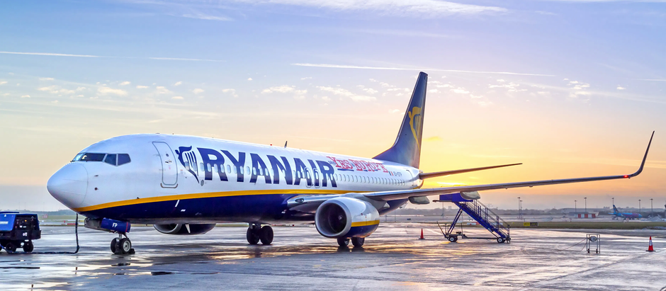 Ryanair odlaže početak letova iz Niša za Maltu