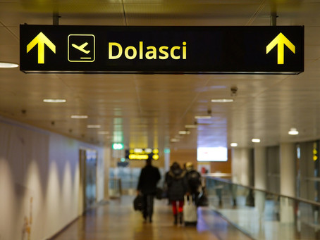 Korona drastično smanjila broj putnika na aerodromima u regionu