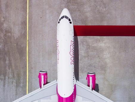 Samo danas i sutra letovi Wizz Air-a na popustu i do 30% na odabranim destinacijama