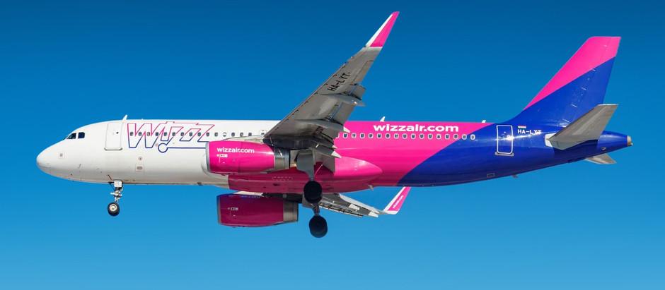 Wizz Air: Očekujemo ograničenja putovanja do kraja godine