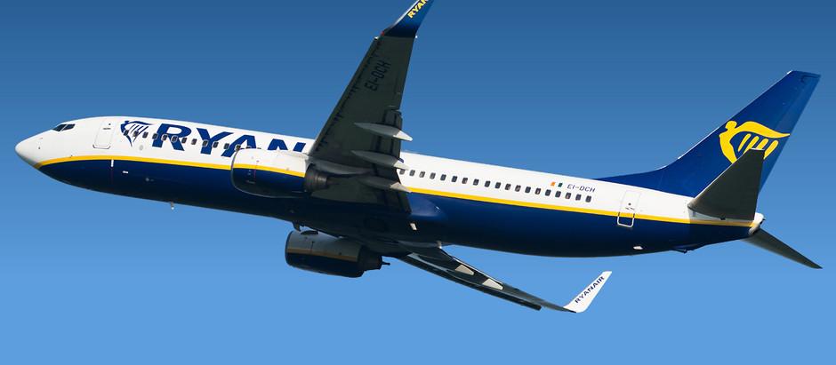 Ekskluzivno: Ryanair ponovo promenio politiku o ručnom prtljagu