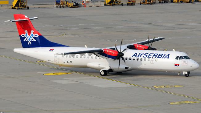 Air Serbia od danas leti iz Kraljeva za Solun