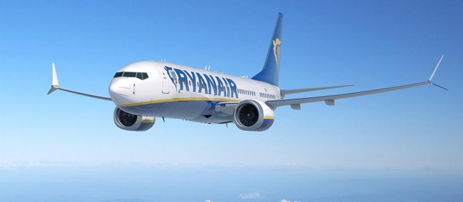 "Boeing odložio isporuku prih aviona Boeign ""737 MAX"" kompaniji Ryanair"
