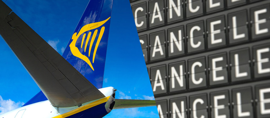 Povratak novca otkazanih letova kompanije Ryanair - nemoguća misija!