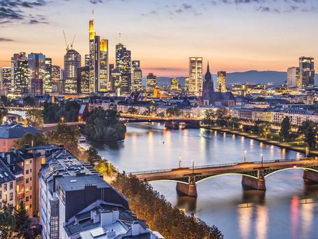 Frankfurt - grad banaka i nebodera