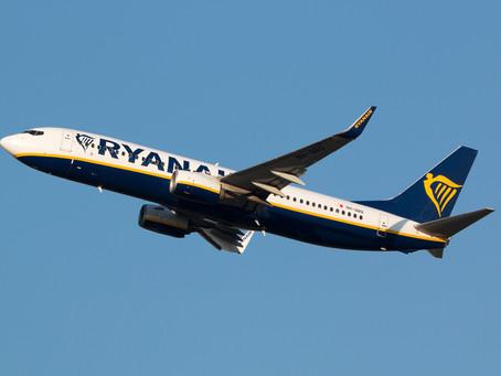 Ryanair obnobio saobraćaj na liniji Niš-Malta