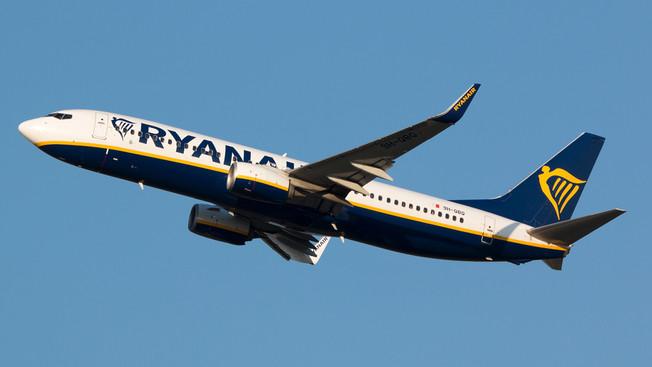 Ryanair danas otvara liniji Niš-Krf