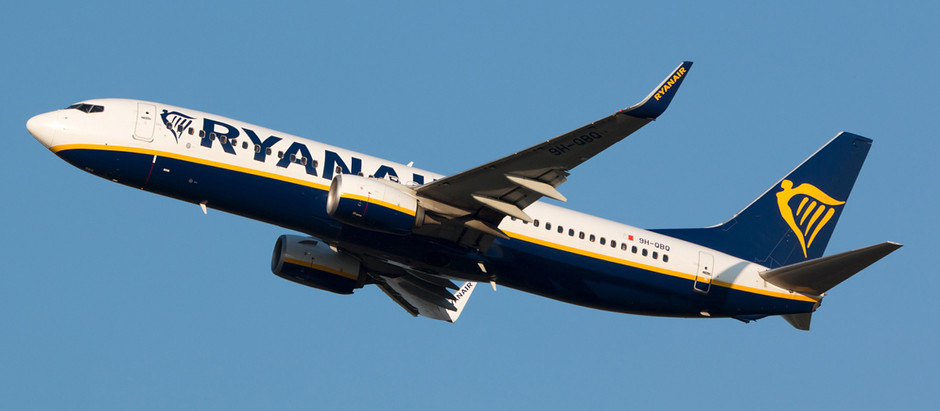 Ryanair obustavlja sve letove iz Niša i Banja Luke do kraja oktobra