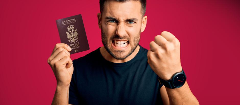 Pasoš je izraz vrednosti jedne države - evo šta pasoš Srbije govori o nama