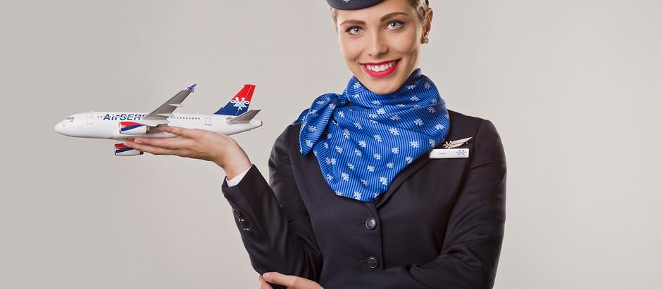 Sve što treba da znate o avio kompaniji Air Serbia