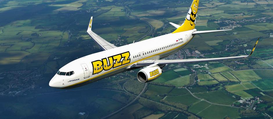 Ryanair obnavlja letove Niš-Bratislava od 1.novembra