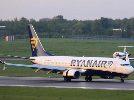Nove izmene Ryanaira na letovima za Bergamo