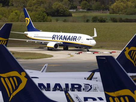 Ryanair od danas ponovo leti na liniji Niš-Milano Bergamo
