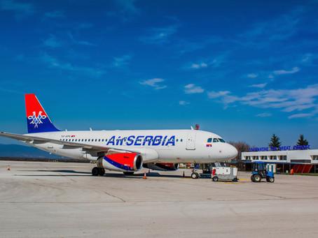 Šta je sa letovima od nacionalnog značaja  Air Serbije iz Niša za koje je izdvojeno 15 miliona evra?