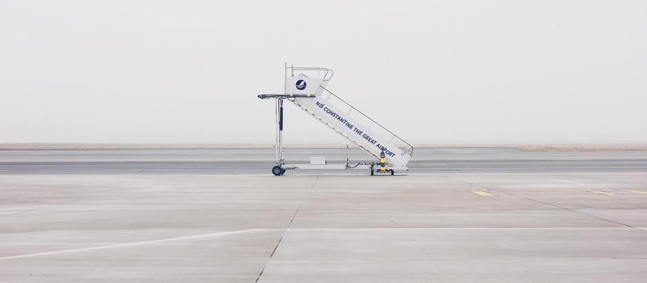 Aerodrom Niš u julu zabeležio pad broja putnika od 76% - slična situacija i na ostalim aerodromima