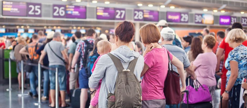 Trikovi i saveti: 5 stvari koje treba da uradite ako propustite let