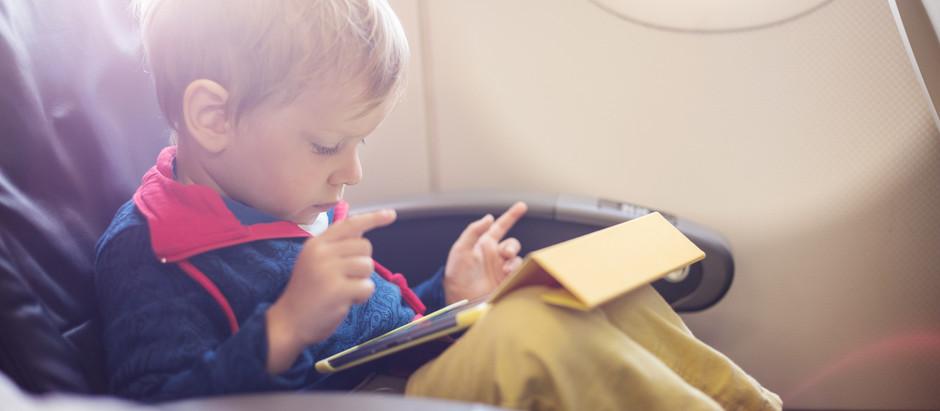 Putovanje avionom sa bebom i malom decom