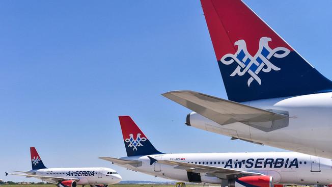 Paprene cene sezonskih letova na liniji Niš-Tivat?