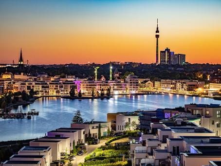 Dortmund - grad zelenila i fudbala