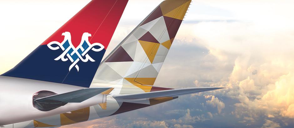 Etihad odbio da prihvati otpis dugovanja od 82% koji je tražila Air Serbia