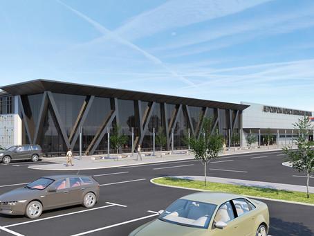 Početak radova na novom terminalu niškog aerodroma u toku 2021. godine