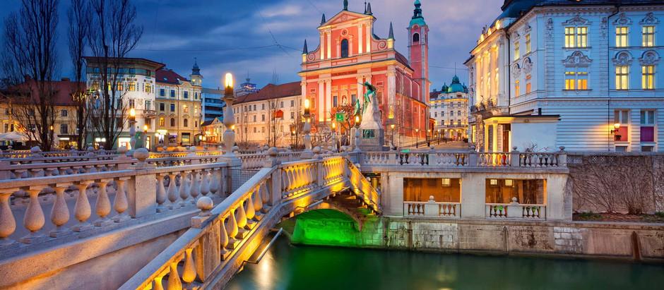 Ljubljana - grad bogate istorije i ljubaznih domaćina