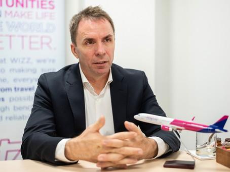 Direktor Wizz Aira otkriva hoće li avio karte poskupeti