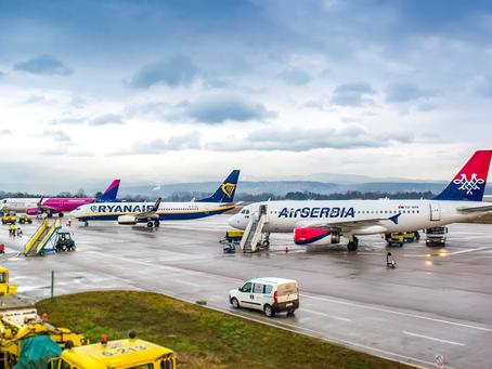 Wizz Air, Ryanair i Swiss - promene i odlaganje letova iz Niša