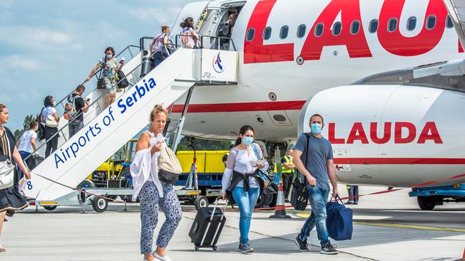 Aerodrom Niš - Jul mnogo bolji od ostalih meseci, broj putnika i dalje u padu od 57%