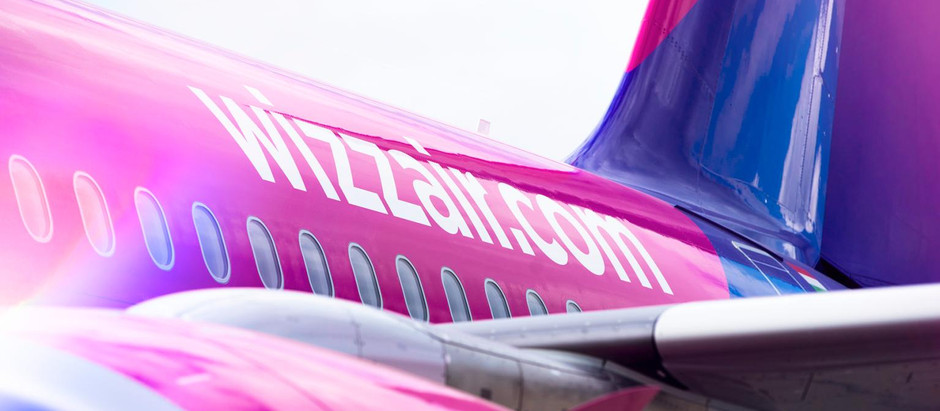 Wizz Air - masovno smanjenje letova i kapaciteta u regionu