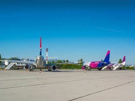 Na niškom aerodromu u maju 87% manje putnika - jun obećava porast