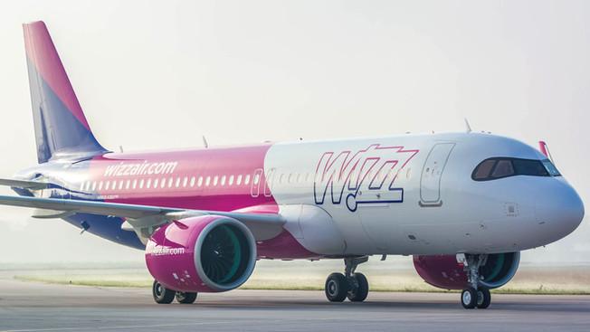 Wizz Air danas obnavlja letove Niš-Beč
