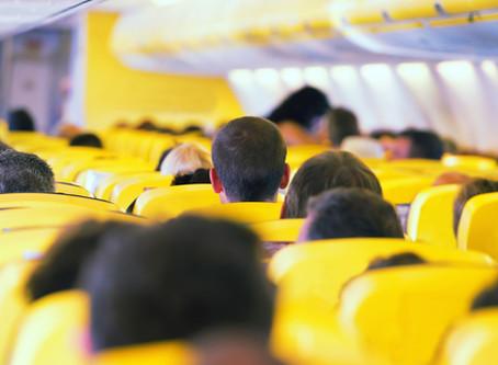 Prvi let avionom - osnovni vodič
