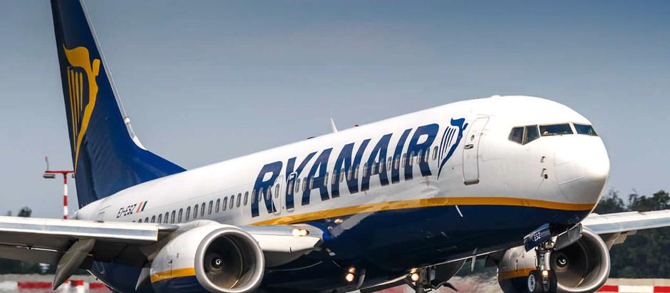 Ryanair ubedljivo najjeftinija avio kompanija u Evropi