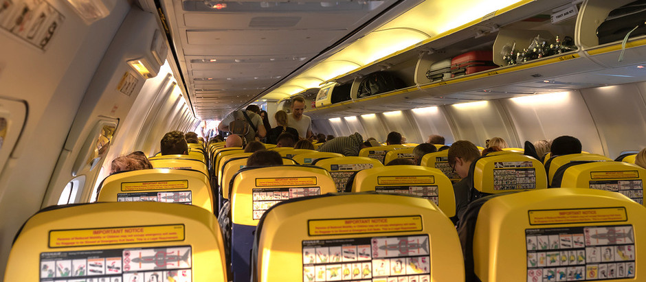 Putnik se ukrcao na let Ryanaira i sleteo u pogrešnom gradu stotinama kilometara od odredišta