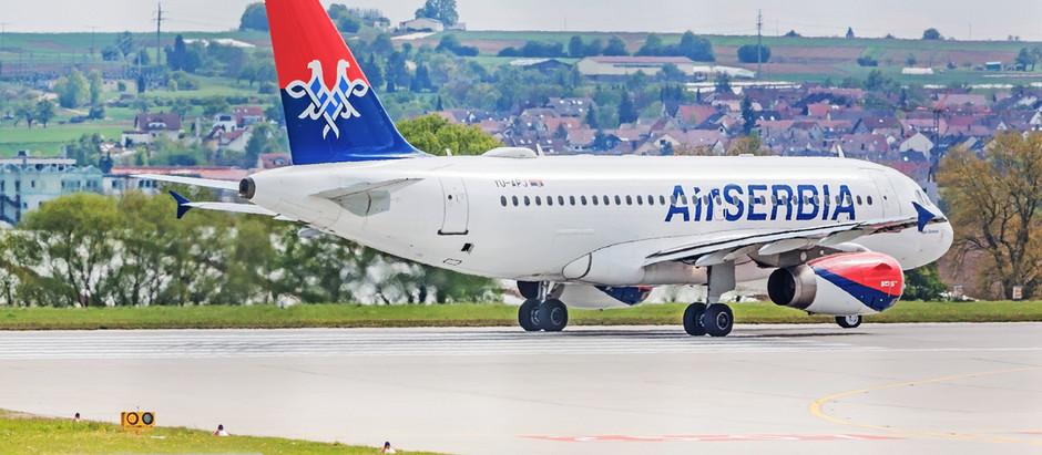 AŽURIRANA VEST! Potvrđeno: Air Serbia  osvojila tender za linije od javnog značaja iz Niša