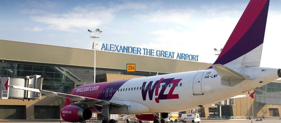 Komšije u julu dobijaju peti po redu avion Airbus A320 kompanije Wizz Air