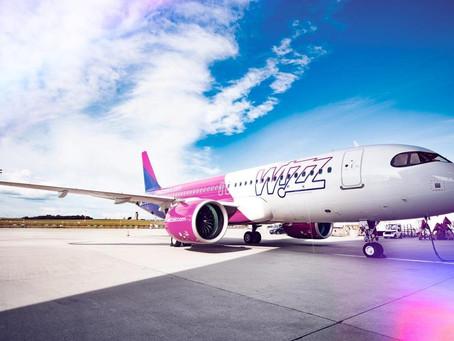 Wizz Air - Broj putnika tokom jula porastao za 62%