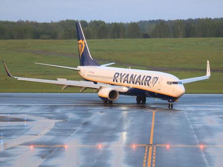 Ryanair uklonio letove iz Niša za Berlin i Bratislavu iz svog rezervacionog sistema