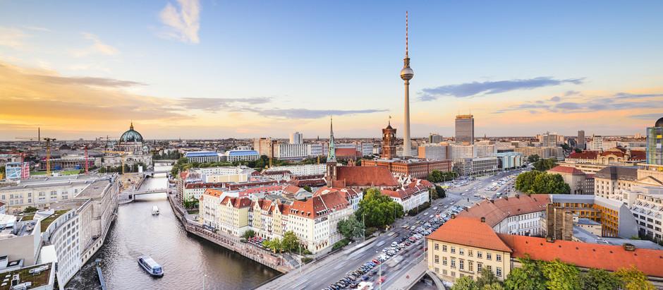 Berlin - grad kontrasta i ležernosti