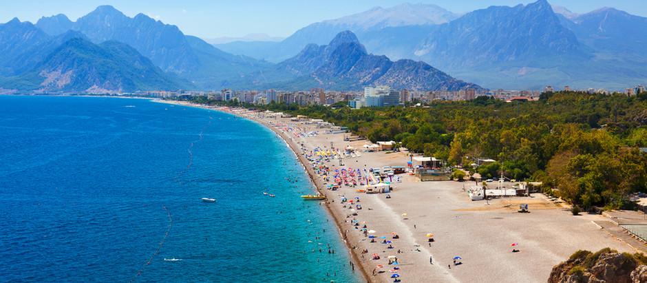 Antalija - popularno tursko letovalište i biser Mediterana