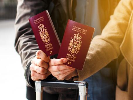 Ovo su zemlja sa najmoćnijim pasošem na svetu - gde se nalazi pasoš Srbije?