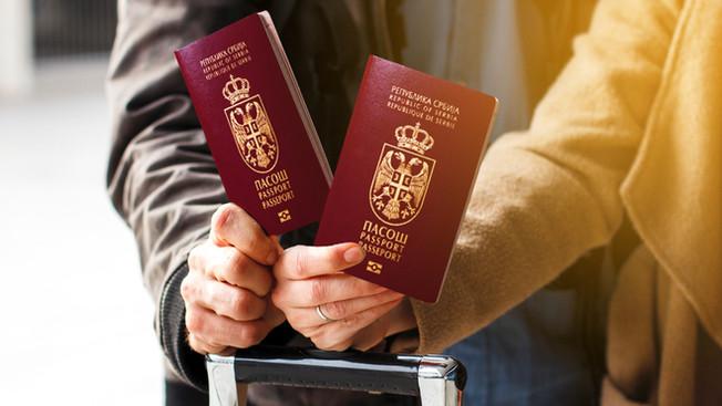 Nova lista najmoćnijih pasoša na svetu za 2021.godinu - Evo gde se nalazi srpski