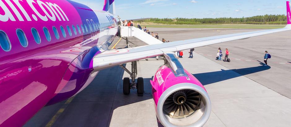 Wizz Air najavio 10 novih inicijativa za uštedu goriva i smanjenje ekološkog otiska