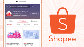 ACS Opens Official Online Store in Shopee