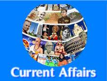 Current Affairs 1