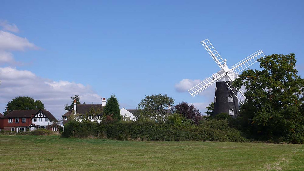 RRU3A Wray common Windmill