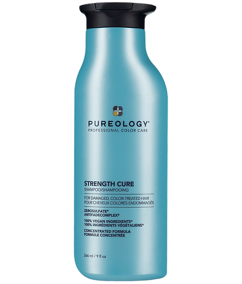 Strength Cure Shampoo
